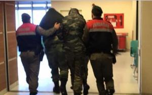 Οι πρώτες εικόνες από την μεταφορά των Ελλήνων στρατιωτικών στο δικαστήριο!