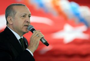 Ερντογάν: Θα εμποδίσουμε όσους βάζουν νάρκες στην πορεία μας προς την ΕΕ!