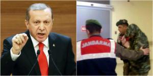 Με εντολή Ερντογάν η κράτηση των δύο Ελλήνων στρατιωτικών – Έτσι έγινε η σύλληψή τους