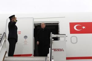 Με δύο αεροπλάνα ο Ερντογάν στη Βάρνα – Η λεπτομέρεια που αποκαλύπτει τη μεγάλη φοβία του!