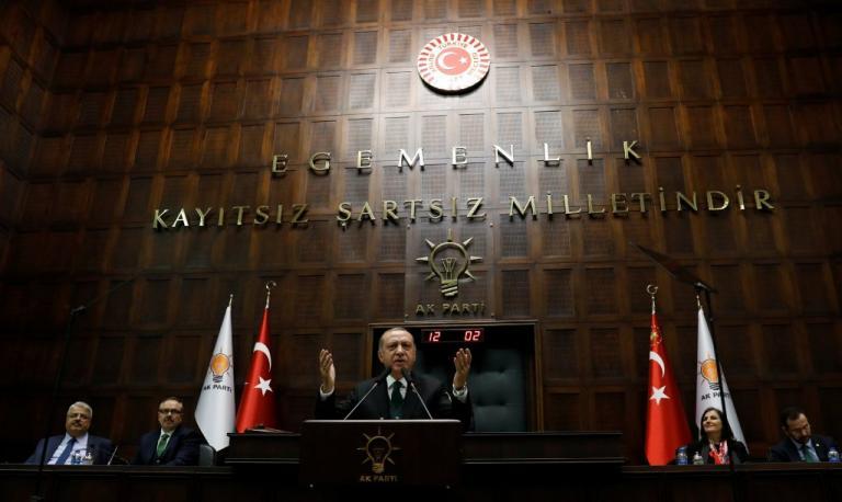 Ερντογάν για Αφρίν: Θα είμαι πρώτος στη μάχη, όταν γίνει η επιστράτευση   Newsit.gr