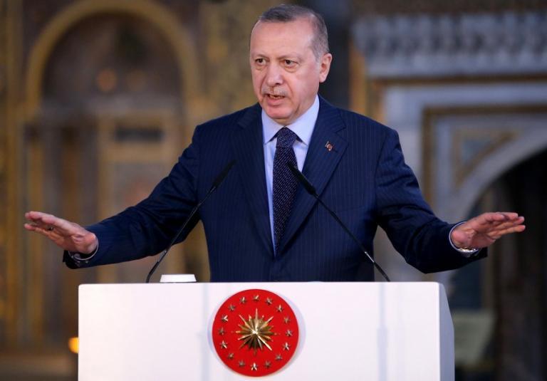 «Ιερός Πόλεμος» Ερντογάν σε Νετανιάχου! «Έχεις αίμα στα χέρια σου! Διάβασε τις 10 εντολές»!