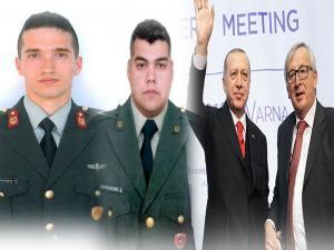Έλληνες στρατιωτικοί: Παράθυρο απελευθέρωσής τους από τον Ερντογάν – Πολλά λόγια, αλλά αποτελέσματα… γιοκ στη Βάρνα