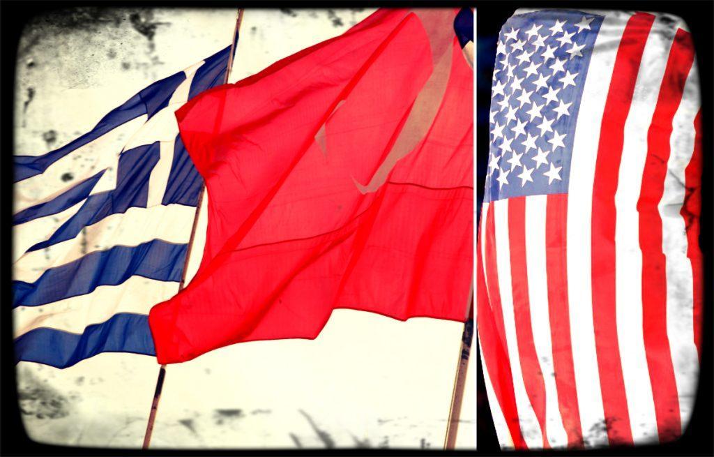 αμερικανός πρέσβης ελληνοτουρκικά