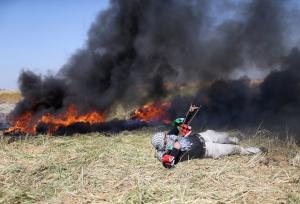 Γάζα: 70 Παλαιστίνιοι τραυματίσθηκαν από τα ισραηλινά πυρά