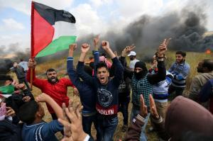 Γάζα: Οργή, αίμα και ελεύθεροι σκοπευτές – Τουλάχιστον 10 νεκροί, πάνω από 1100 τραυματίες