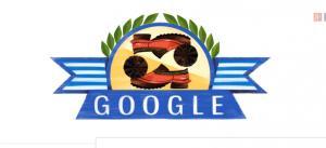 Η Google τιμά την επέτειο της Ελληνικής Επανάστασης – Αφιερωμένο στην 25η Μαρτίου το «doodle» [pic]