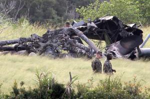 Σενεγάλη: Πτώση στρατιωτικού ελικοπτέρου με έξι νεκρούς