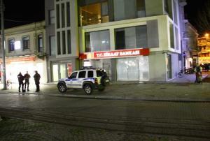 Κομοτηνή: Προσαγωγές για την επίθεση στην τουρκική τράπεζα – Μηνύματα για την εισβολή στο Αφρίν [pics]