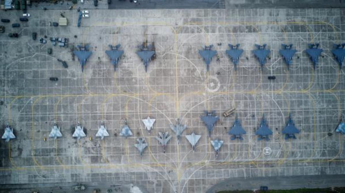 ΗΝΙΟΧΟΣ: Η ιστορία της Πολυεθνικής άσκησης της Πολεμικής Αεροπορίας [pics] | Newsit.gr