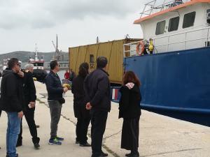 Συναγερμός για ύποπτο πλοίο στη Σύρο – Πληροφορίες για λαθραία τσιγάρα