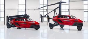 Αυτό είναι το πρώτο ιπτάμενο αυτοκίνητο – «Ζαλίζει» η τιμή του [pic]