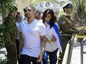 Ντροπή! Μείωσαν την ποινή χάδι του στρατιώτη που εκτέλεσε ανήμπορο και τραυματισμένο Παλαιστίνιο