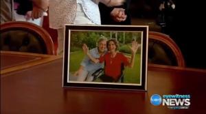 Τις χώρισε ο θάνατος – Πέθανε 48 μέρες μετά τον γάμο με τη σύντροφό της [pics, vid]