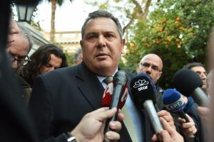 Καμμένος: Η Τουρκία χρησιμοποιεί τους Έλληνες στρατιωτικούς για να μας εκβιάσει