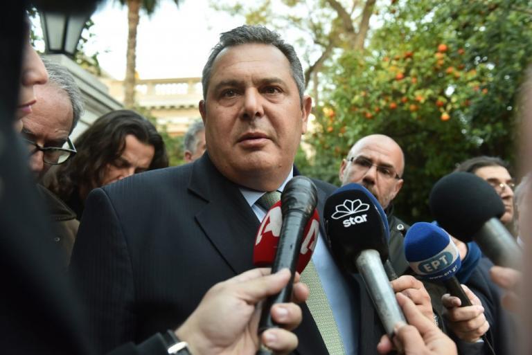 Ακυρώθηκε το ταξίδι Καμμένου στις ΗΠΑ | Newsit.gr