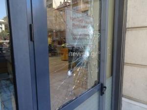 Έσπασαν τις τράπεζες σε αντίποινα για το σπάσιμο των καταλήψεων
