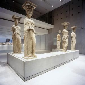 Σουίτες Μπαχ στο Μουσείο της Ακρόπολης