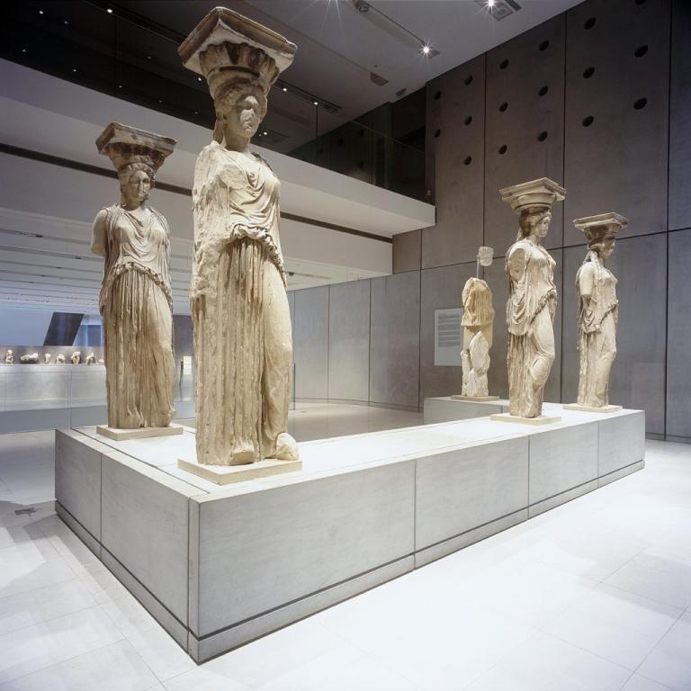 Σουίτες Μπαχ στο Μουσείο της Ακρόπολης | Newsit.gr