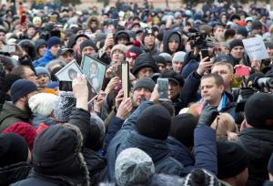 Ρωσία: Δεν μπορούν να αναγνωρίσουν 37 από τα θύματα της φωτιάς στο εμπορικό κέντρο