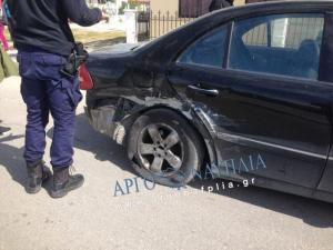 Αργολίδα: Οδηγός χωρίς δίπλωμα και ασφάλεια έσπειρε τον τρόμο – Το τροχαίο με το αγροτικό που οδηγούσε [pic]