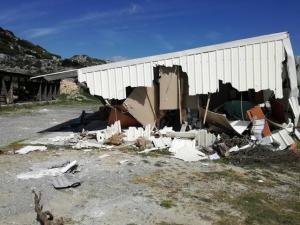 Κρήτη: Διέλυσαν το σκοπευτήριο! Απίστευτες εικόνες [pics]