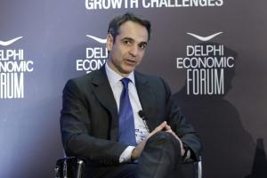 Οικονομικό Φόρουμ Δελφών: Μητσοτάκης για επενδύσεις και θέσεις εργασίας