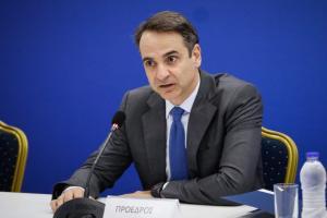 Μητσοτάκης προς Άγκυρα: Απελευθερώστε τους δυο Έλληνες ως κίνηση καλής θέλησης