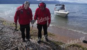Ειρήνη Λαγούδη: Νέες έρευνες στη λίμνη Τριχωνίδα για το κινητό της [pics, vid]