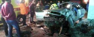 Τραγωδία στην Ιεράπετρα! Δύο νεκροί από σοκαριστικό τροχαίο [pics]