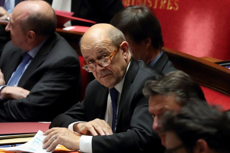 Γάλλος ΥΠΕΞ: Θεμιτές οι ανησυχίες της Τουρκίας αλλά δεν δικαιολογούν την επιχείρηση στο Αφρίν | Newsit.gr