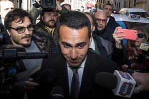 Ιταλία: Την προεδρία της Βουλής ζητούν τα «Πέντε Αστέρια»