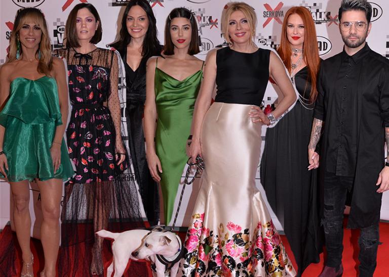 Madwalk 2018: Όλες οι λαμπερές εμφανίσεις στο κόκκινο χαλί! [pics] | Newsit.gr