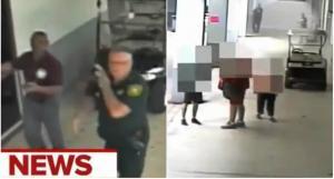 """Μακελειό στη Φλόριντα: Δίνουν """"στεγνά"""" τον αστυνομικό που δείλιασε! [vid]"""