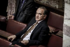 Σαλμάς: Δεν προσέρχεται στην ειδική επιτροπή της Βουλής ο Μάριος Σαλμάς