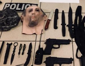 Ημαθία: Τον έψαχναν στη Γερμανία και κρυβόταν μέσα σε αυτό το διαμέρισμα – Τι βρήκαν οι αστυνομικοί [pics]