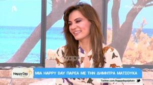 Δήμητρα Ματσούκα: «Δεν μου αρέσει να βρίζω γι' αυτό τον είπα κουραμπιέ»