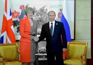 Δηλητηρίαση Σκριπάλ: Αδιαφορεί η Μέι για τα μέτρα του Πούτιν!