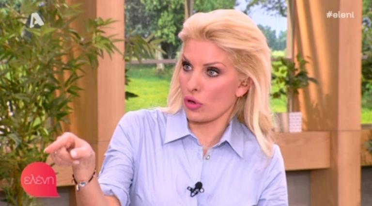 Εξομολογήθηκε στην Ελένη Μενεγάκη: «Έχω κάνει μεταμόσχευση μαλλιών» | Newsit.gr