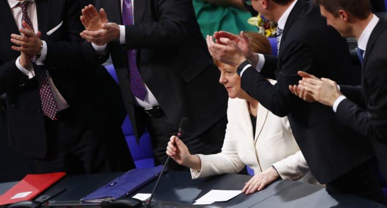 Μέρκελ η εφτάψυχη! Καγκελάριος για 4η φορά | Newsit.gr