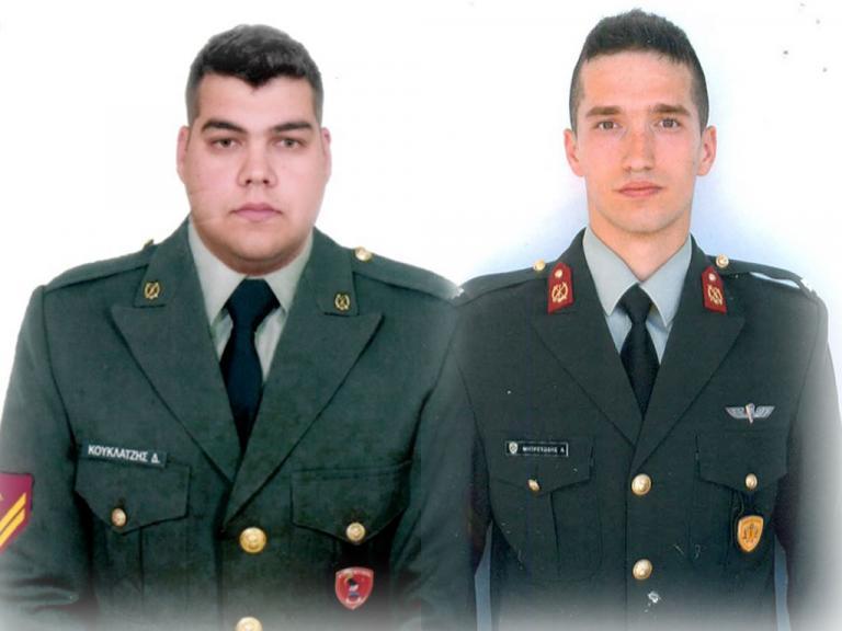 Αποτέλεσμα εικόνας για 2 στρατιωτικοι