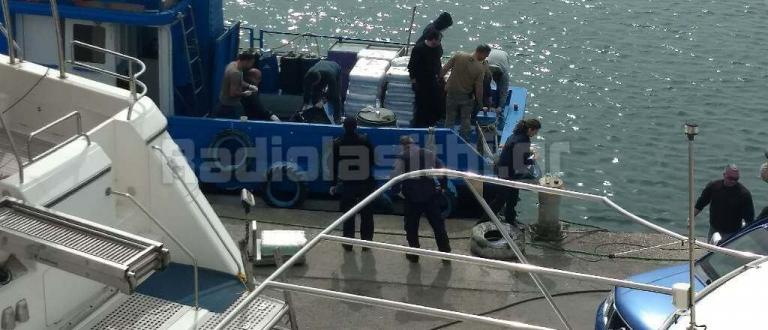 Κρήτη: 1,5 τόνος χασίς σε πλοίο ανοιχτά της Ιεράπετρας | Newsit.gr