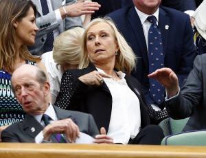 H Navratilova ξεμπρόστιασε το BBC – Πληρώνουν τον McEnroe 10 φορές παραπάνω από εμένα!