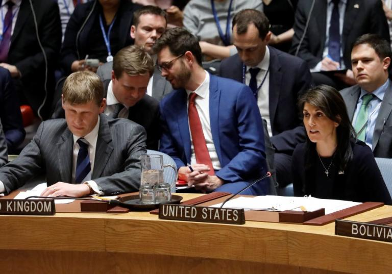 Οι ΗΠΑ κατηγορούν ανοιχτά τη Ρωσία για τη δηλητηρίαση του Σκριπάλ   Newsit.gr