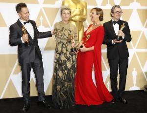 Oscars 2018: Όλη η λίστα των νικητών