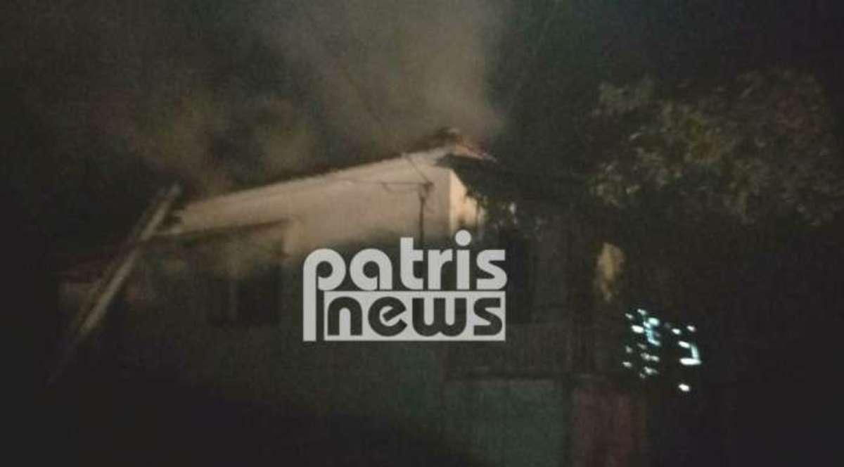 Περίεργη φωτιά σε σπίτι στην Αμαλιάδα | Newsit.gr