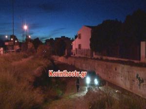 Παραλίγο τραγωδία στο Λουτράκι! 12χρονος πήδηξε τα κάγκελα σχολείου και έπεσε σε ρέμα [vid]