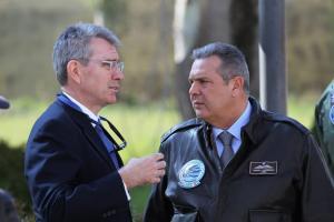 Αμερικανός πρέσβης: «Δεν νίπτουμε τας χείρας μας»