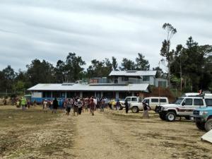 Σεισμός 6,7 Ρίχτερ στην Παπούα Νέα Γουινέα με 18 νεκρούς