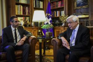 Παυλόπουλος για Κύπρο: Η ΕΕ έδειξε την αλληλεγγύη της